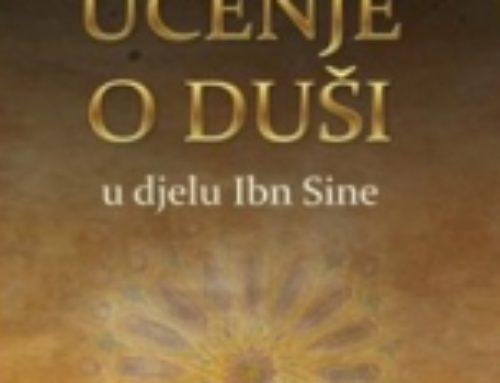 Učenje o duši u djelu Ibn Sine (1)