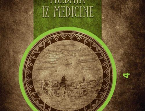 Enciklopedija islamskih predaja iz medicine sv. 4.