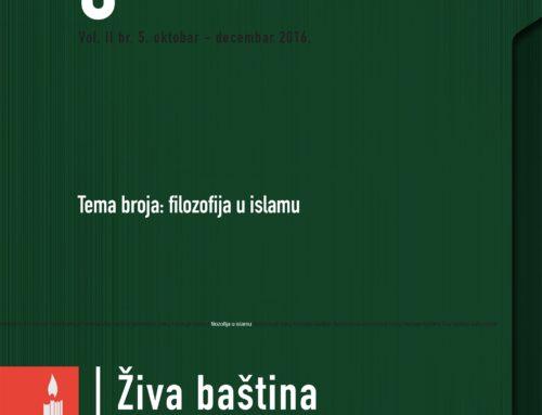 """Prikaz knjige """"Moć društva: islam, filozofija, civilizacija"""" autora Muamera Halilovića"""