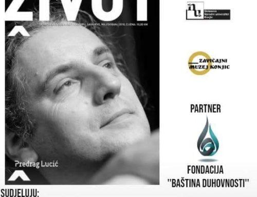 "Promocija časopisa za književnost i kulturu ""Život"" – Konjic"