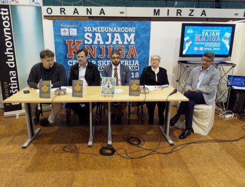 """Promocija knjige """"Univerzum Hafiza Širazija"""" – Sarajevo, Skenderija"""