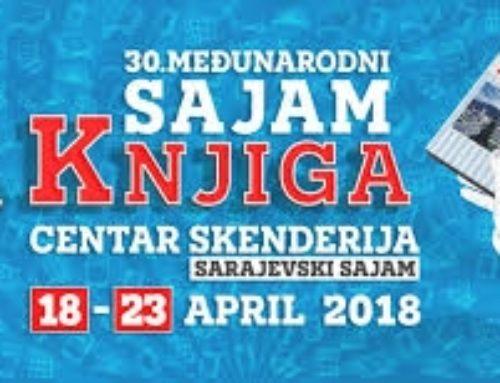 30. Međunarodni sajam knjiga u Sarajevu