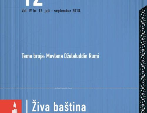 Komentari Mesnevije i zanemarivanje Mevlanine sufijske tradicije