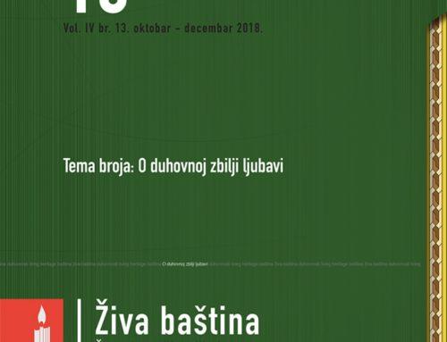 Tesavvuf Bosne u vidicima Fejzulaha Hadžibajrića: vjerski i kulturni razvoj bosanskih muslimana u prvoj polovini XX stoljeća