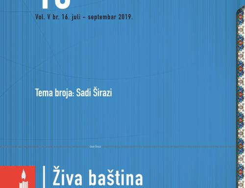 Prikaz knjige: Elvir Musić, Riznica mevlevijske mudrosti